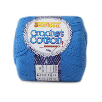 Crochet Cotton Baby Splash 50g - 10 Pack | Prices Plus