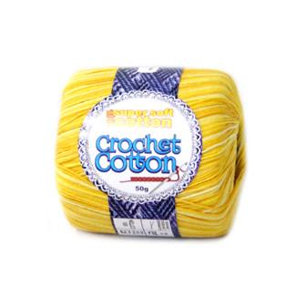 Crochet Cotton Multicolour Daisy Chain 50g - 10 Pack | Prices Plus