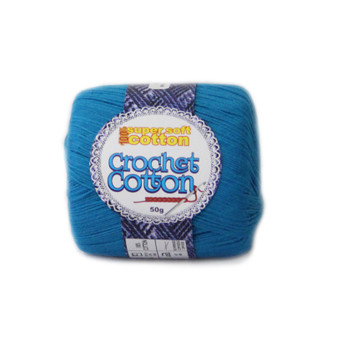Crochet Cotton Caribbean 50g - 10 Pack | Prices Plus