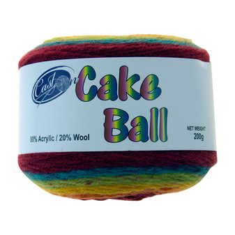 Cake Yarn 200G Birthday Cake | Prices Plus