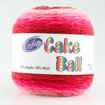 Cake Yarn 200G Raspberry Crush | Prices Plus
