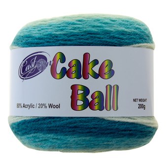 Cake Yarn 200G Fairy Cakes | Prices Plus