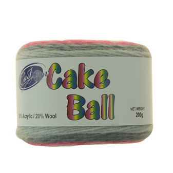 Cake Yarn 200G Candy Kingdom | Prices Plus
