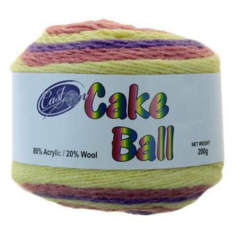 Cake Yarn 200G Fairy Floss | Prices Plus