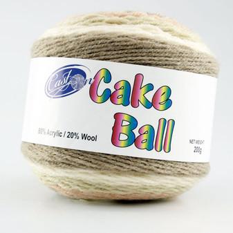 Cake Yarn 200G Marshmallow | Prices Plus