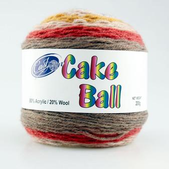 Cake Yarn 200G Cinnamon Bun | Prices Plus