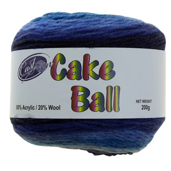 Cake Yarn 200G Blue Heaven | Prices Plus
