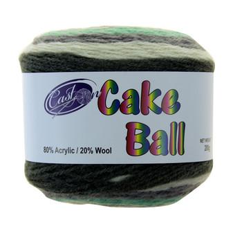 Cake Yarn 200G Mint Julep | Prices Plus