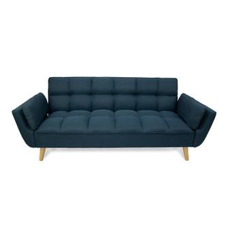Claire 3 Seater Sofa Bed - Dark Teal | Prices Plus