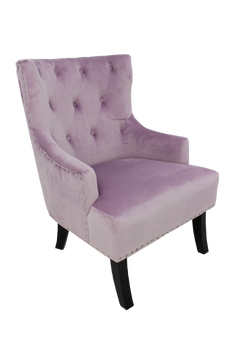 Tiffany Leisure Chair - Pink | Prices Plus