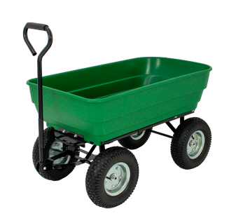 Garden Dump Cart 125L | Prices Plus