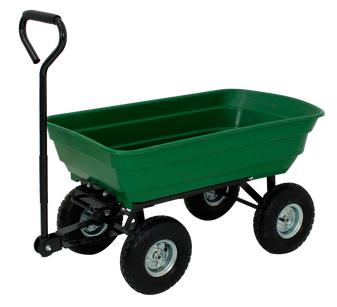 Garden Dump Cart 75L | Prices Plus