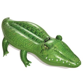 Crocodile Pool Rider   Prices Plus