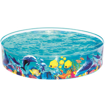 Fill N Fun Odyssey Pool | Prices Plus