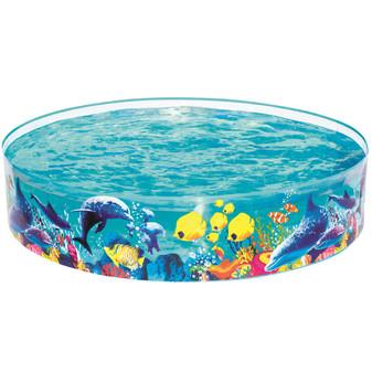 Fill N Fun Odyssey Pool | Prices Plus