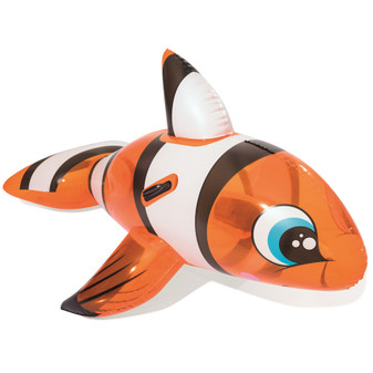 Clown Fish Pool Rider | Prices Plus