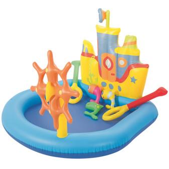 Tug Boat Play Pool | Prices Plus