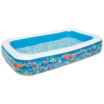 Rectangle Play Pool | Prices Plus