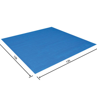 Pool Ground Cloth 3.96M x 3.96M | Prices Plus