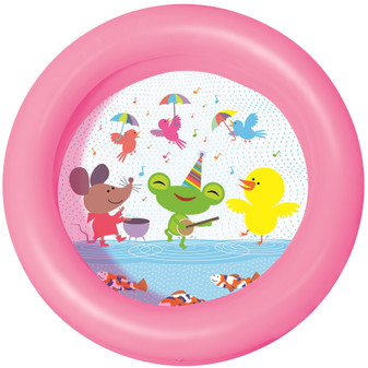 2-Ring Kiddie Pool | Prices Plus