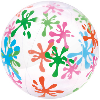 Designer Beach Ball 51 cm | Prices Plus