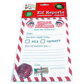 Elves Behaving Badly Elf Reports | Prices Plus