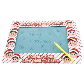 Elves Behaving Badly Magic Message Board | Prices Plus
