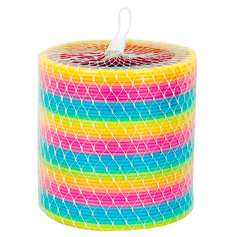 Large Rainbow Slinky | Prices Plus