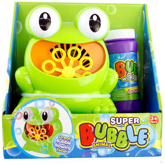Frog Bubble Machine | Prices Plus