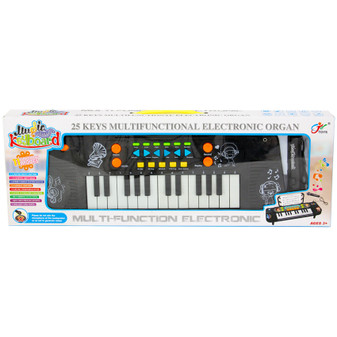 Deluxe Keyboard With Mic | Prices Plus