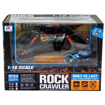 Rock Crawler RC Rally Car  | Prices Plus