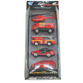 Vehicle Set 5 Pk | Prices Plus