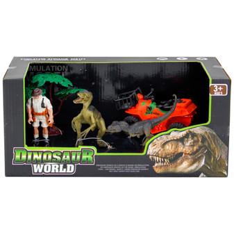 Dinosaur World Action Figures Quad Bike | Prices Plus