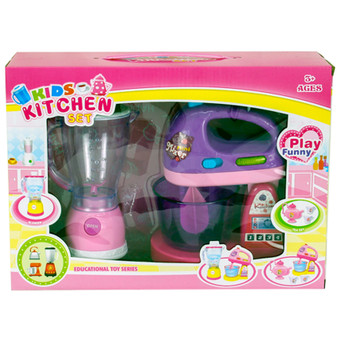 Kids Kitchen Blender Set | Prices Plus