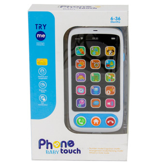 Baby Touch Learning Phone | Prices Plus