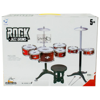 Jazz Drum Set | Prices Plus