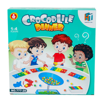 Crocodile Dinner Game | Prices Plus