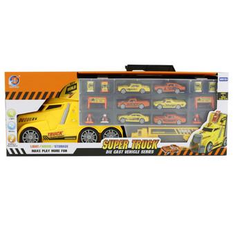 Super Truck Die Cast Vehicle Series | Prices Plus