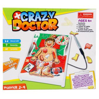 Crazy Doctor Game | Prices Plus