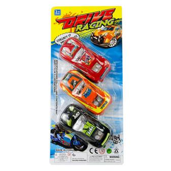 Racing Car 3 pack | Prices Plus