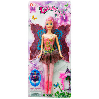 Fairy Doll with Comb | Prices Plus