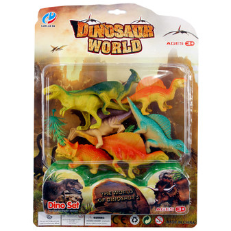 Dinosaur World Assorted Pack | Prices Plus