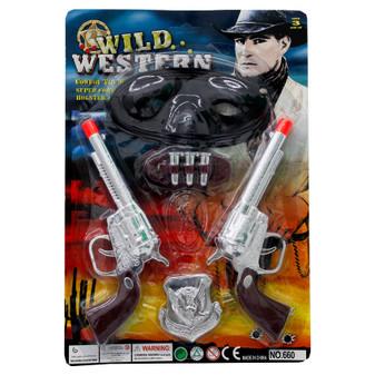 Cowboy Gun Set | Prices Plus