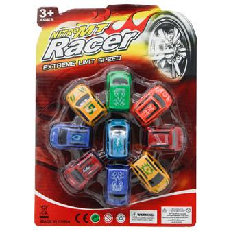 Pullback Nitro Racer 9PC | Prices Plus