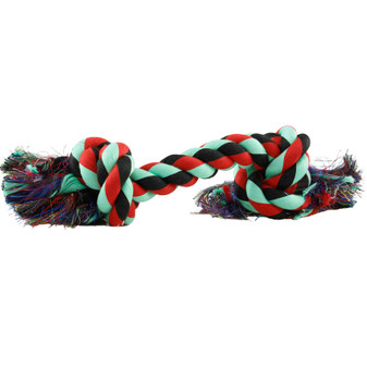 Ruckus & Co Rope with Knots Toy 35 cm | Prices Plus