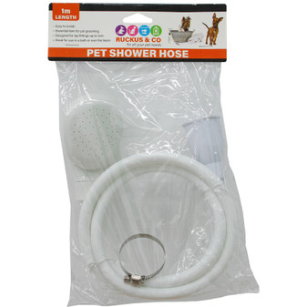 Ruckus & Co Pet Shower Hose| Prices Plus