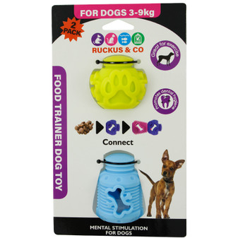 Ruckus & Co Dog Food Trainer | Prices Plus