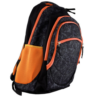 Boys Street Design Backpack Orange | Prices Plus