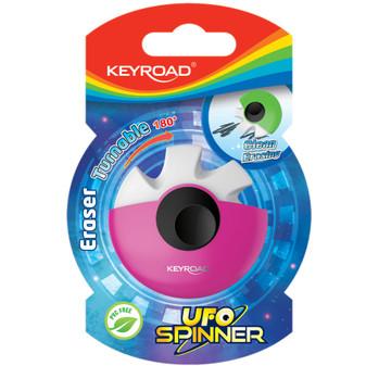 Keyroad UFO Spinner Eraser | Prices Plus