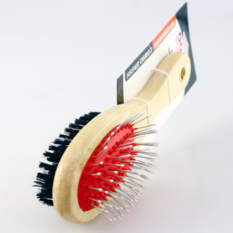 Ruckus & Co Double Sided Pet Brush | Prices Plus